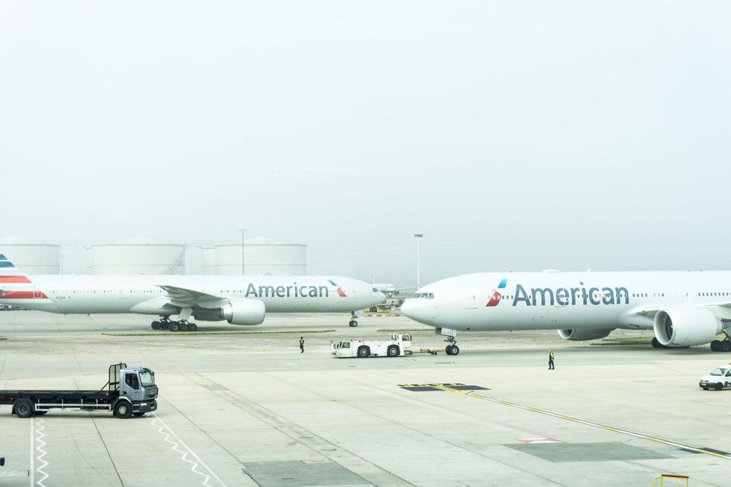 American Airlines: Nuevo proceso de abordaje
